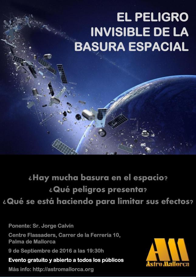 basura espacial 090916
